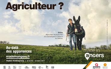 Du 13 au 17 février visitez le Chabada dans le cadre de «Made in Angers»