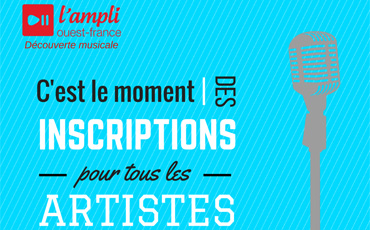 7e édition du Prix l'ampli Ouest-France
