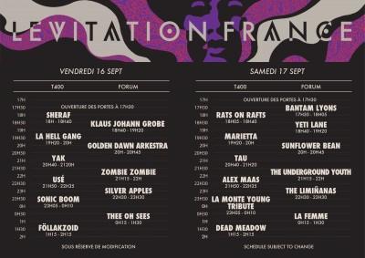 LEVITATION-FRANCE-2016-schedule