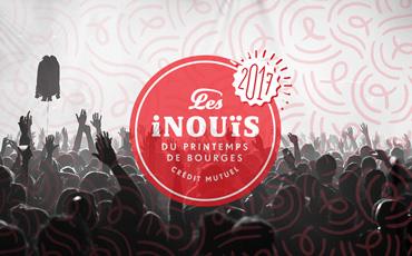 Les iNOUÏS du Printemps de Bourges, deuxième étape.