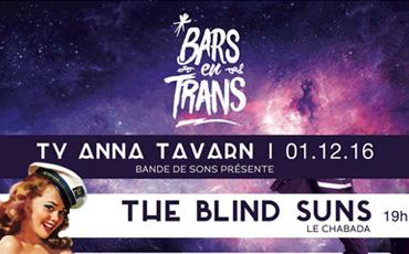 The Blind Suns aux Bars en Trans – jeudi 1er décembre