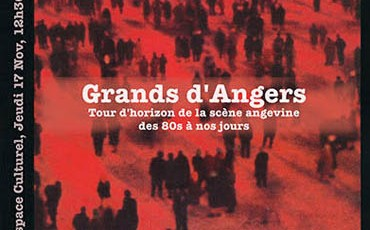 10 jours 10 conf' : Grands d'Angers