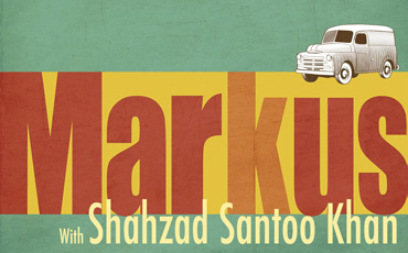 Markus and Shahzad Santoo khan – Welcome