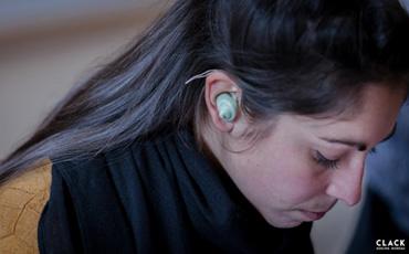 Session de moulage – Protégez vos oreilles !