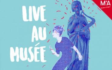 Live au Musée