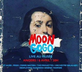 Les MoonGogo se prparent pour le liveaumusee de demain soirhellip