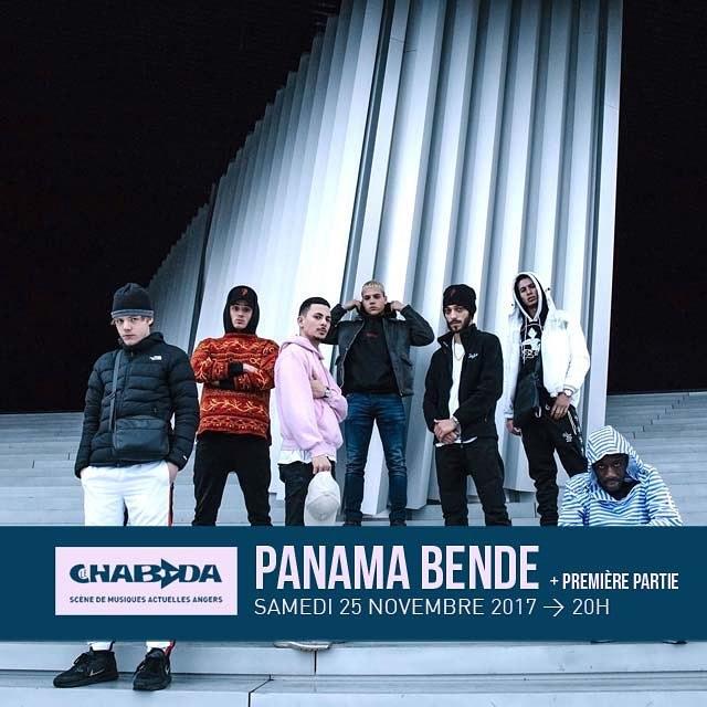 Places dj en vente pour le concert de panamabende lehellip