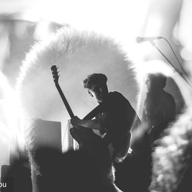 Souvenir lasttrainband en concert au Chabada le 9 novembre dernierhellip