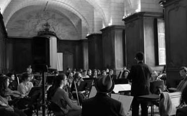 Lo'Jo et l'orchestre du Lycée Joachim du Bellay