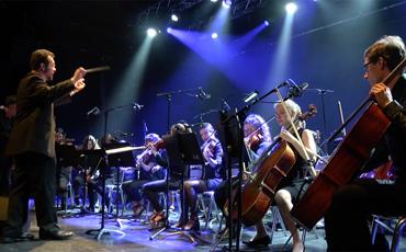 Focus : Lo'Jo et l'Orchestre Joachim du Bellay