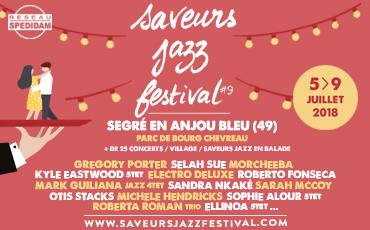 Saveurs Jazz savoureux