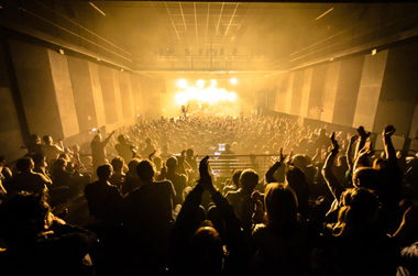 salle concert angers