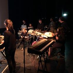 Atelier Création Ciné-Concert à l'Université d'Angers