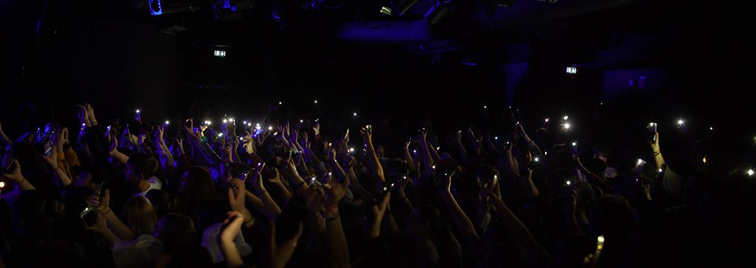 Photo du concert de Maxenss et Julien Granel par Aishy